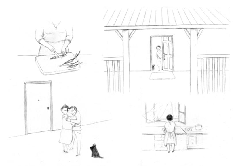 Bocetos para animación 4
