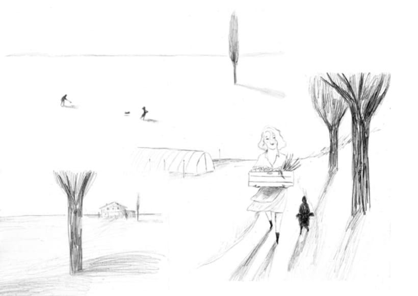 Bocetos para animación 3