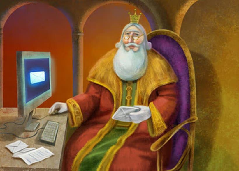 Los Reyes Magos de Oriente 4