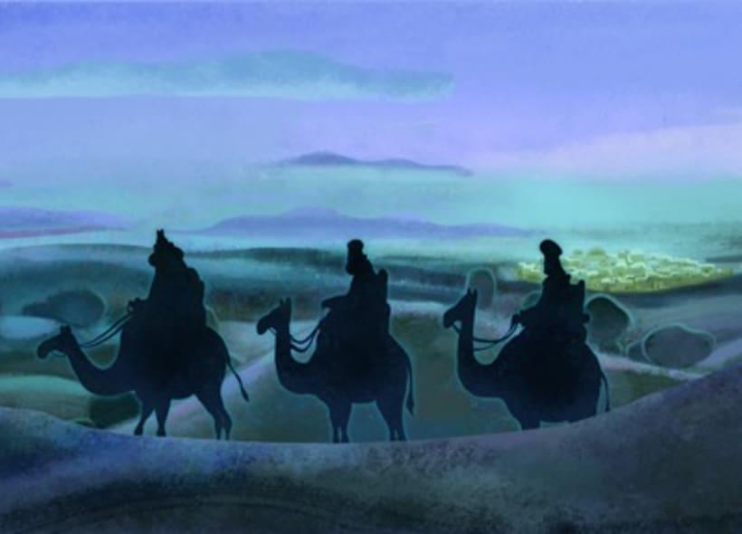 Los Reyes Magos de Oriente 1