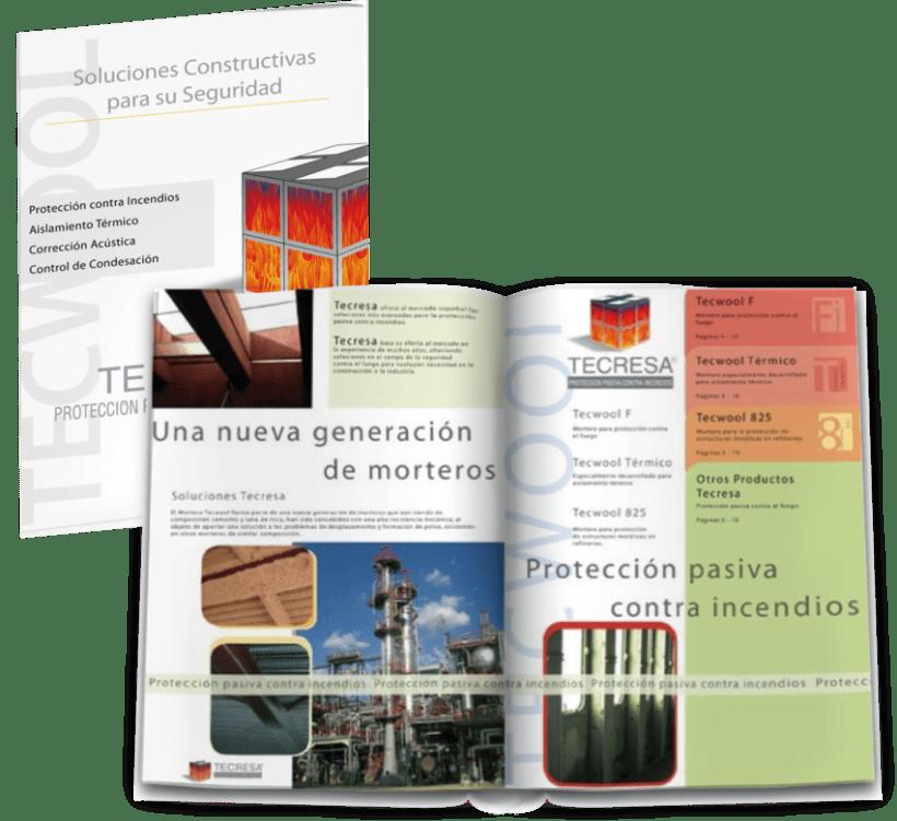 Diseño y maquetación catalogos 1