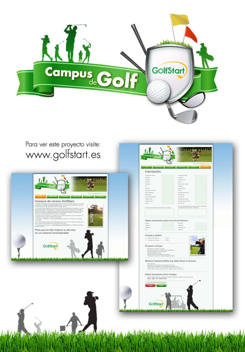 Golf Start 6