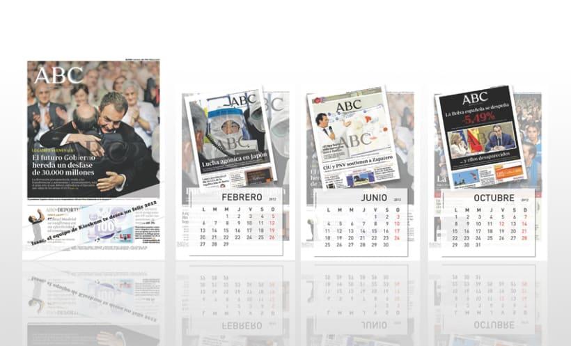 KIOSKUM - ABC Calendario Pared 1