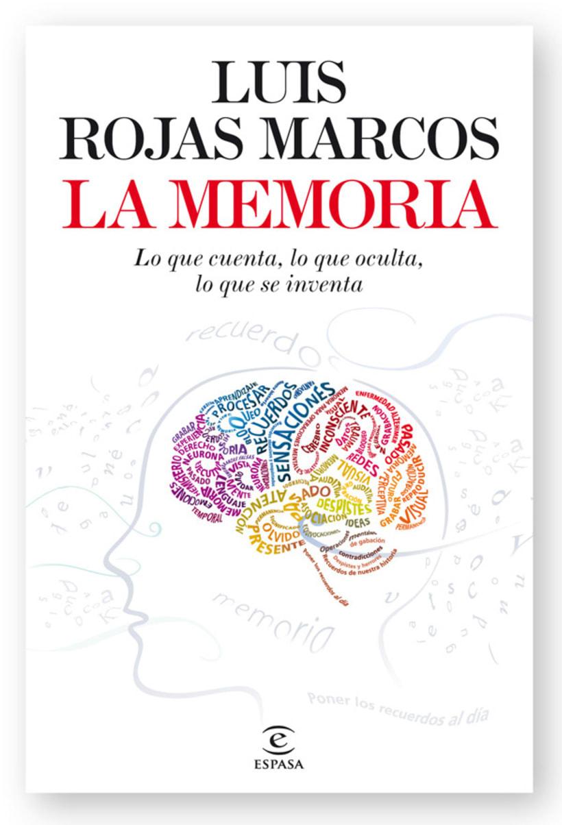 "Cubierta ""La memoria"" 2"