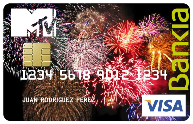 Tarjeta MTV-BANKIA 4