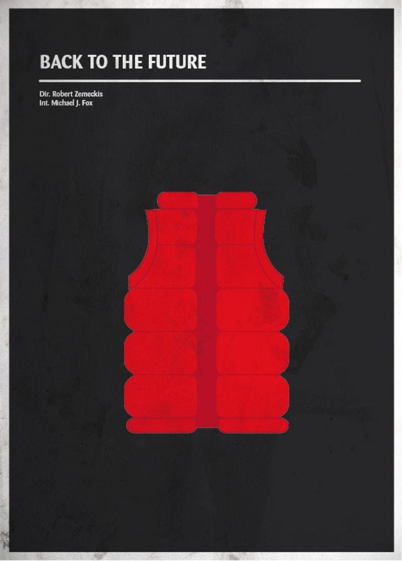 Carteles de cine minimalistas 5