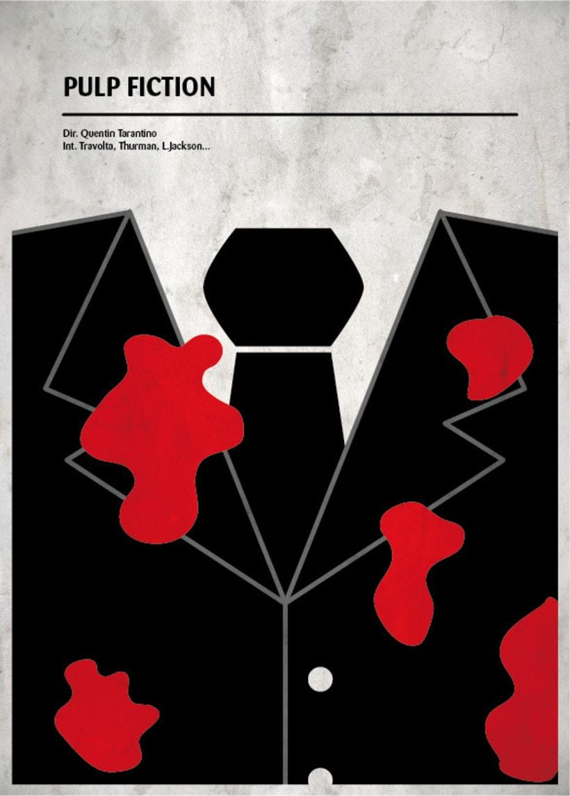 Carteles de cine minimalistas 3