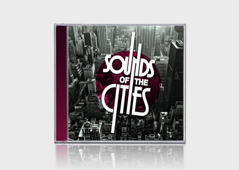 Portada Sounds of the Cities 1