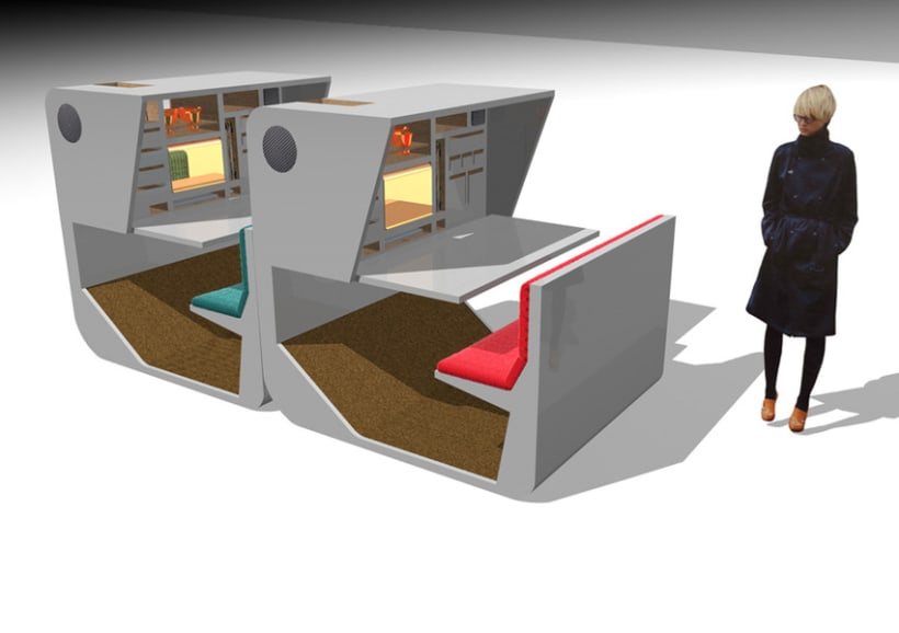 isecret - diseño mobiliario 2