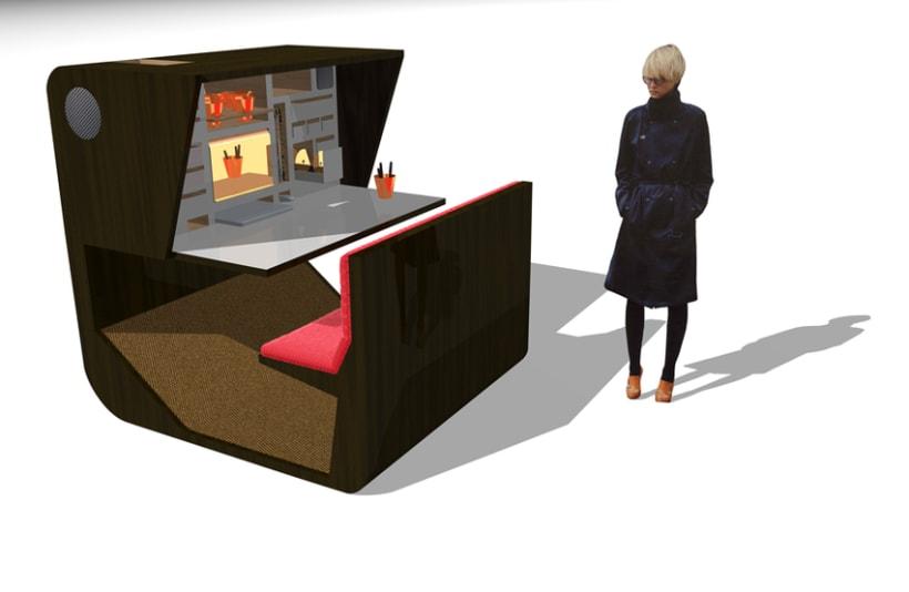 isecret dise o mobiliario domestika