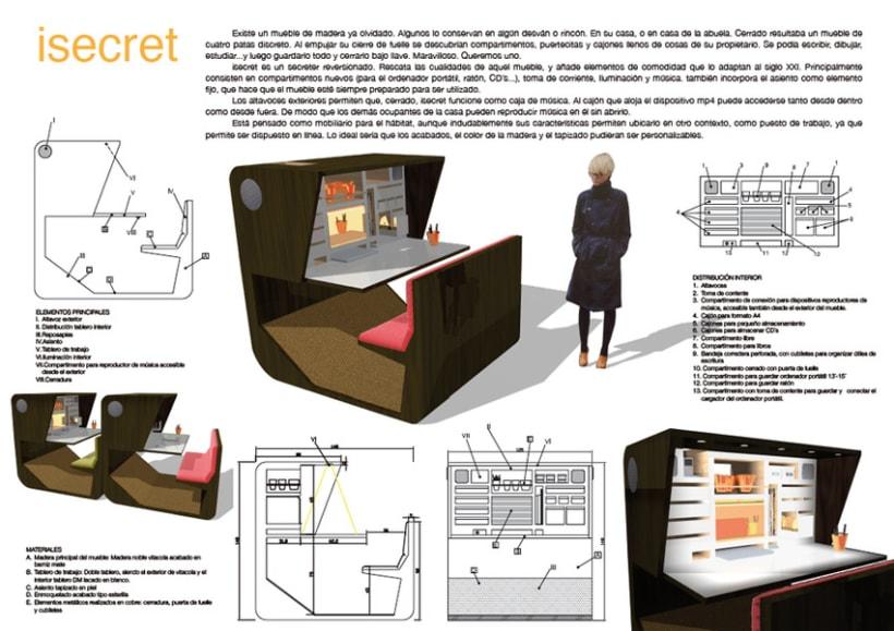 isecret - diseño mobiliario 6