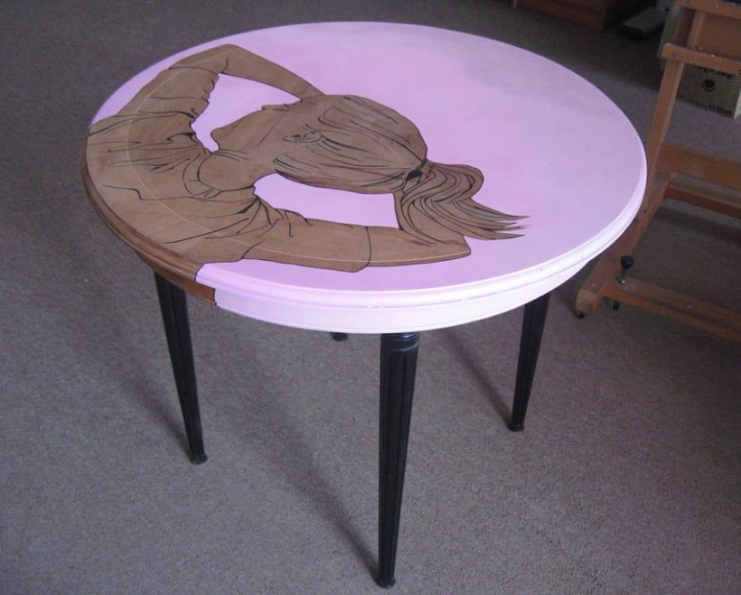 mesa - reciclaje 2