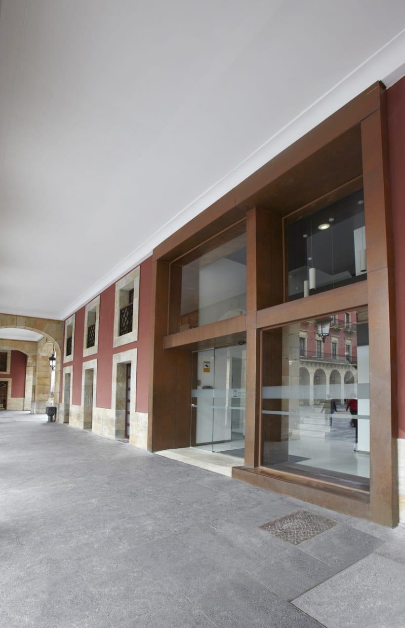 Rehabilitación Edificio de Servicios Técnicos 5