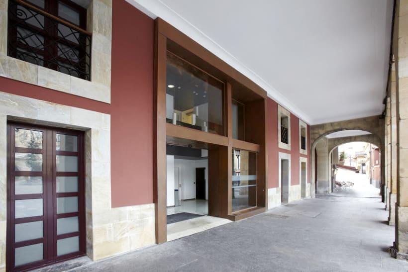 Rehabilitación Edificio de Servicios Técnicos 6