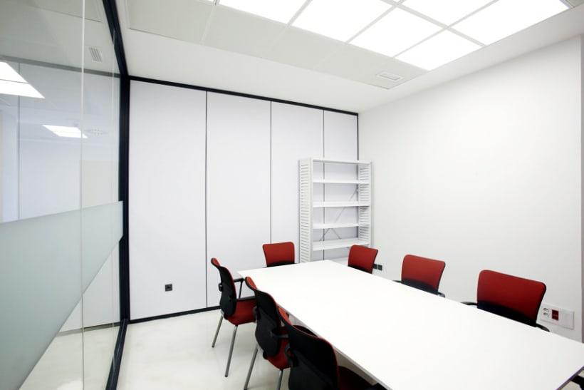 Rehabilitación Edificio de Servicios Técnicos 11