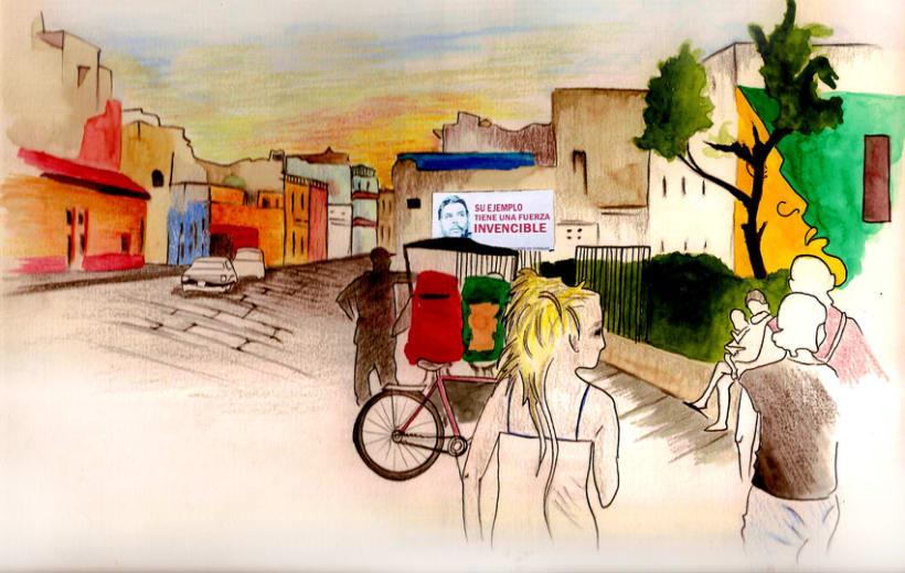Dibujos por La Habana 30