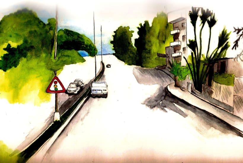 Dibujos por La Habana 28