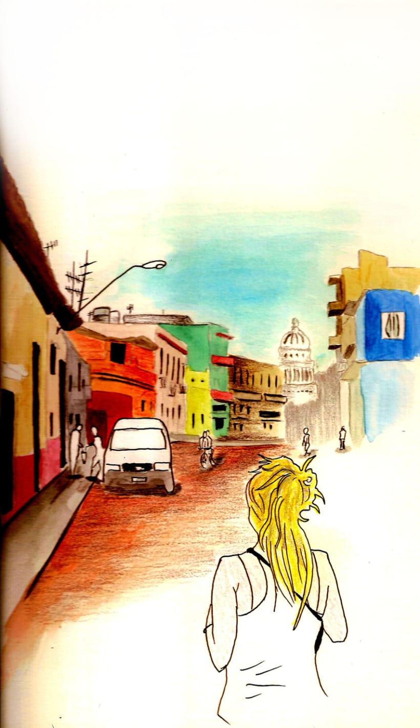 Dibujos por La Habana 27