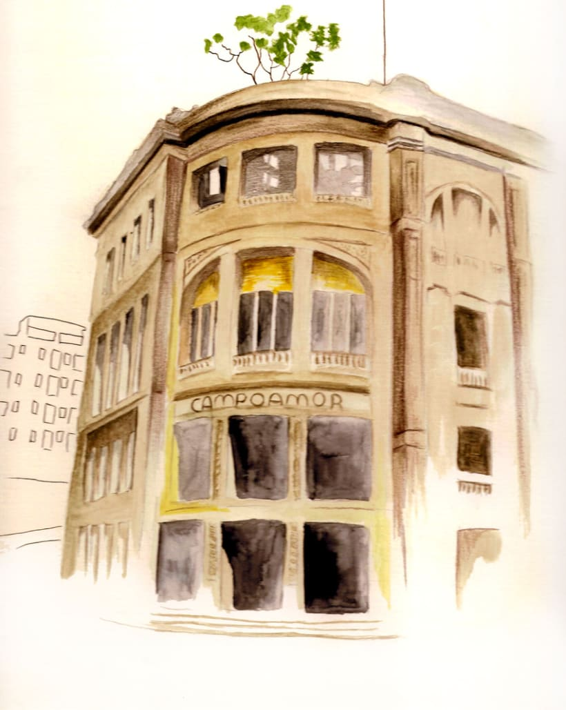 Dibujos por La Habana 24