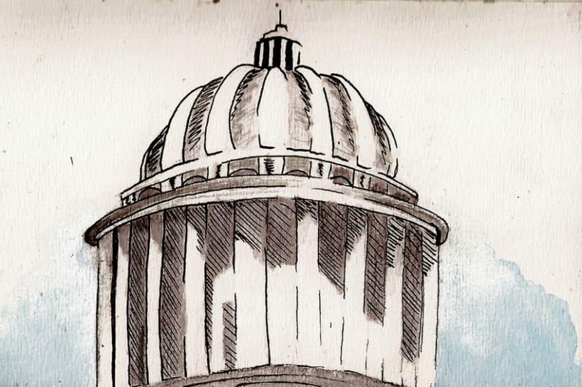 Dibujos por La Habana 23