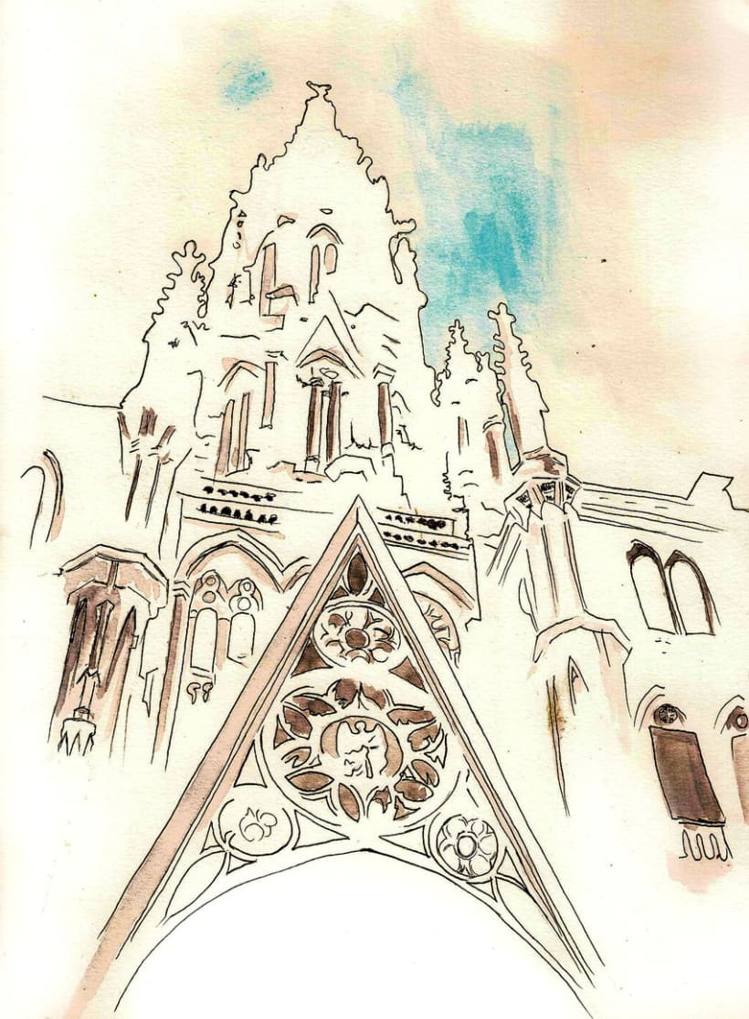 Dibujos por La Habana 16