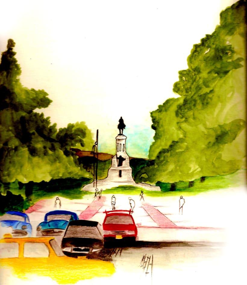 Dibujos por La Habana 14