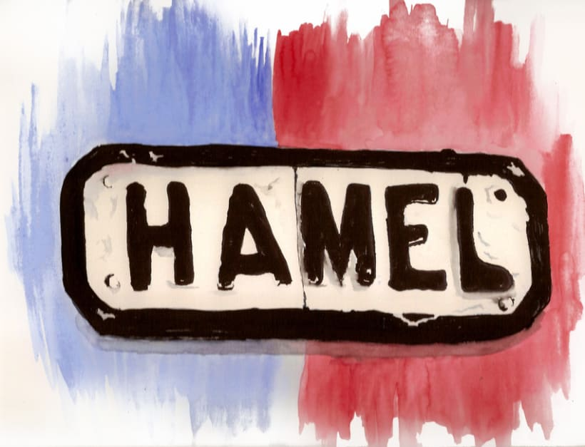 Dibujos por La Habana 9