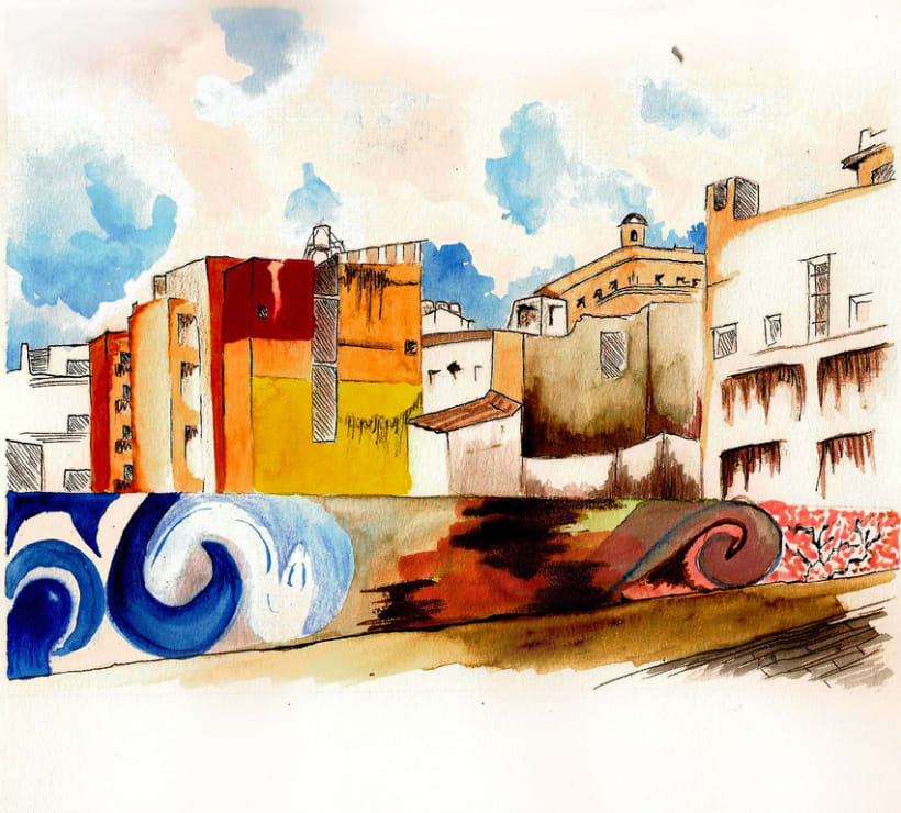 Dibujos por La Habana 8