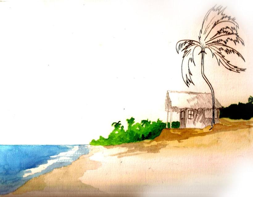 Dibujos por La Habana 6
