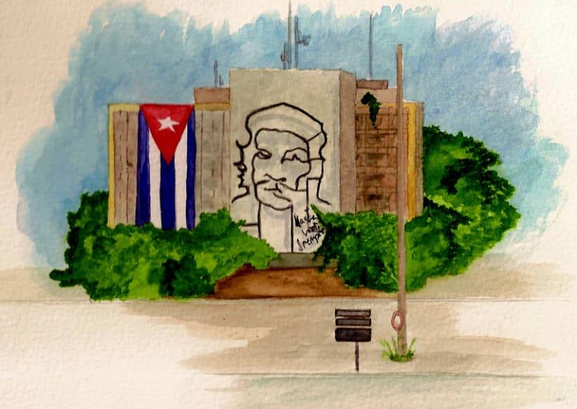 Dibujos por La Habana 4
