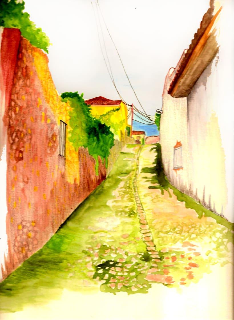 Dibujos por La Habana 1