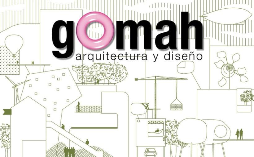 gomah - branding 1