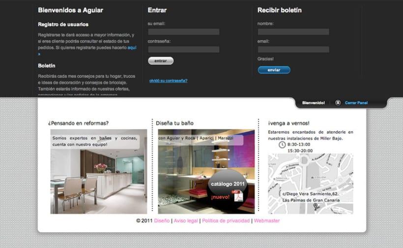aguiar - sitio web 2