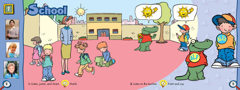 Mc Graw Hill, Manual de ingles, Whiz Kids 3