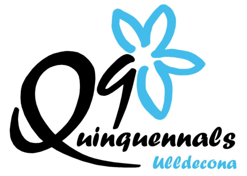 Logotip Quinquennals 2009 1