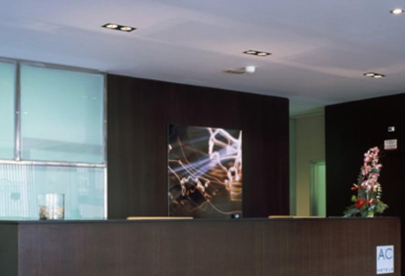 Fotografías Murales para Ac Hoteles 20