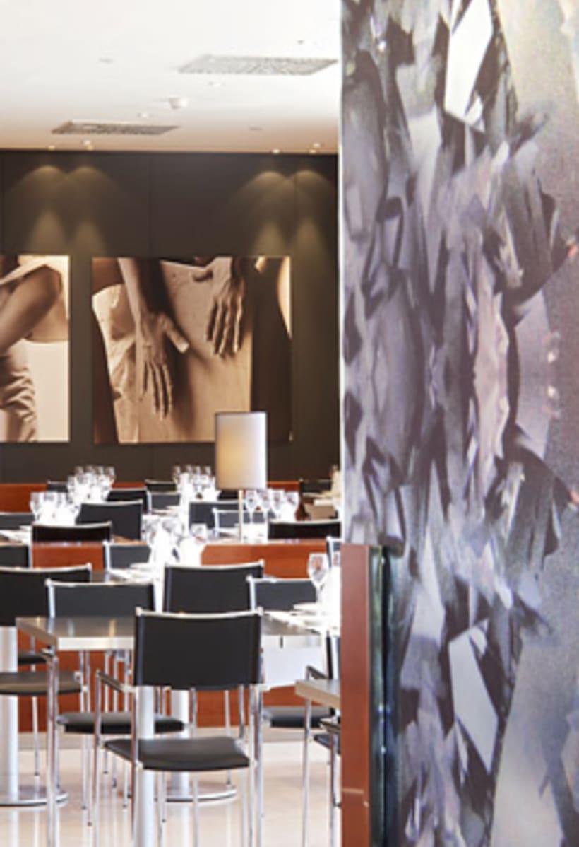 Fotografías Murales para Ac Hoteles 7