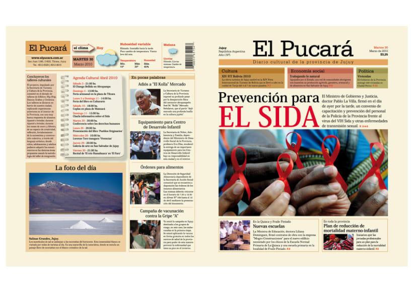 Diario y Revista provinciales 2
