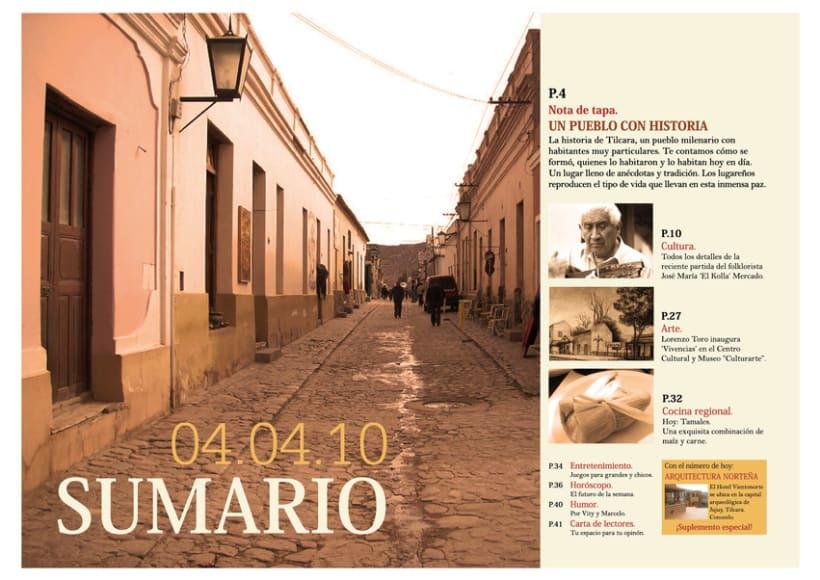 Diario y Revista provinciales 7