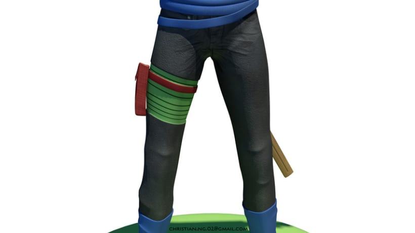 Corto Ninja !! 6