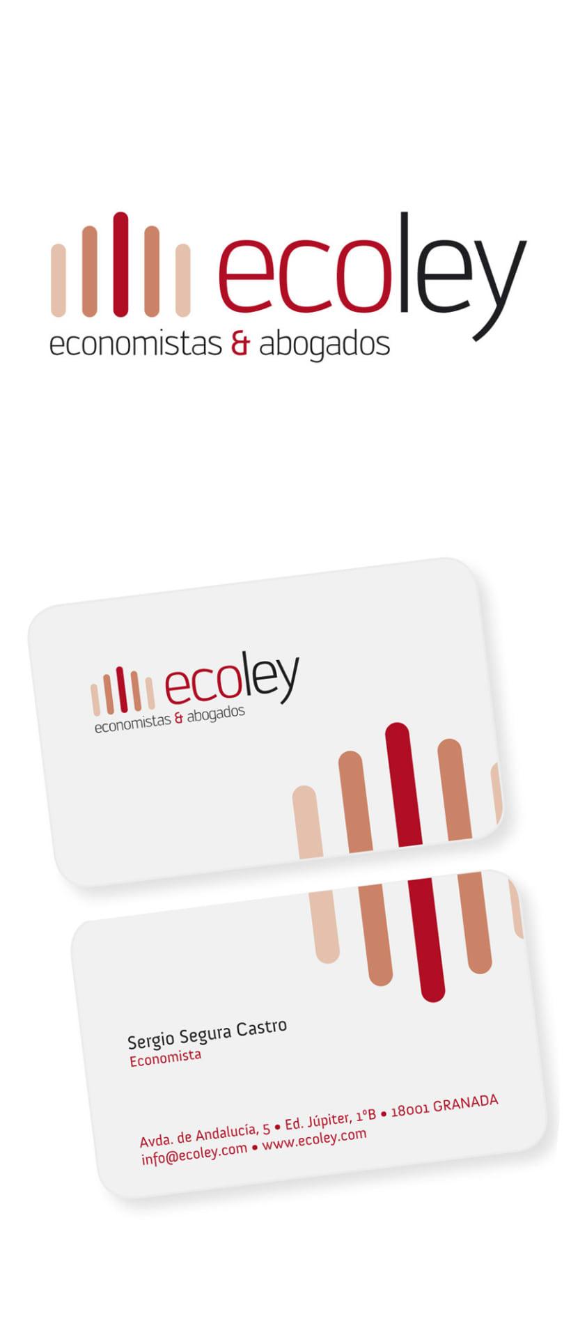 Identidad Corporativa ECOLEY 1