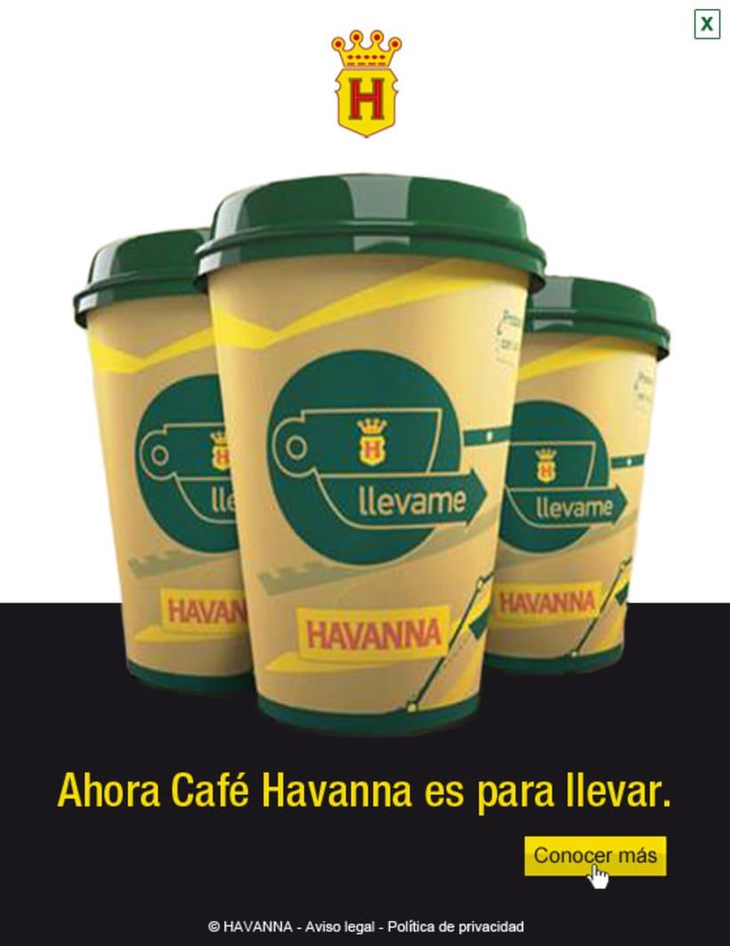 Sitio web Havanna 9