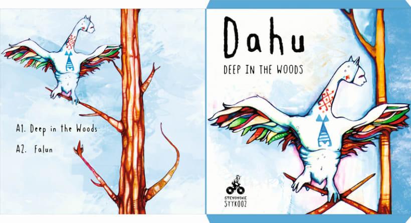 Dahu- Album Artwork 5