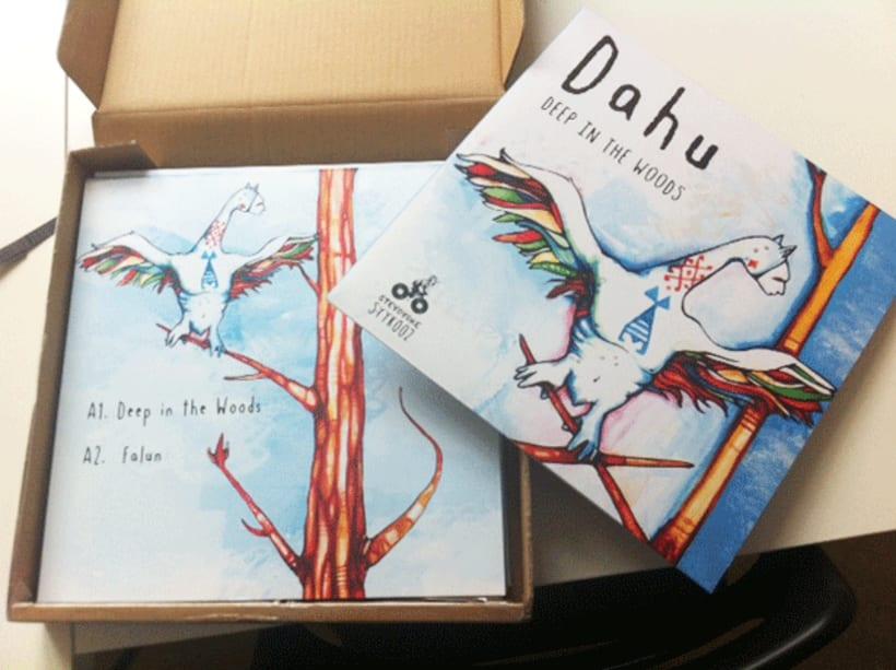 Dahu- Album Artwork 4