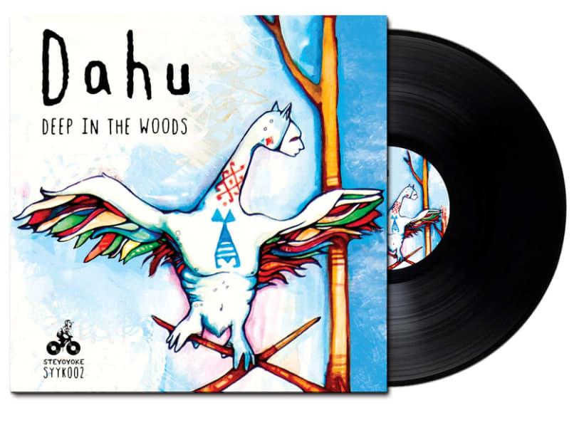 Dahu- Album Artwork 2