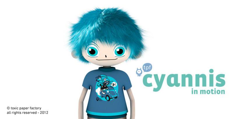 cyannis in motion 4