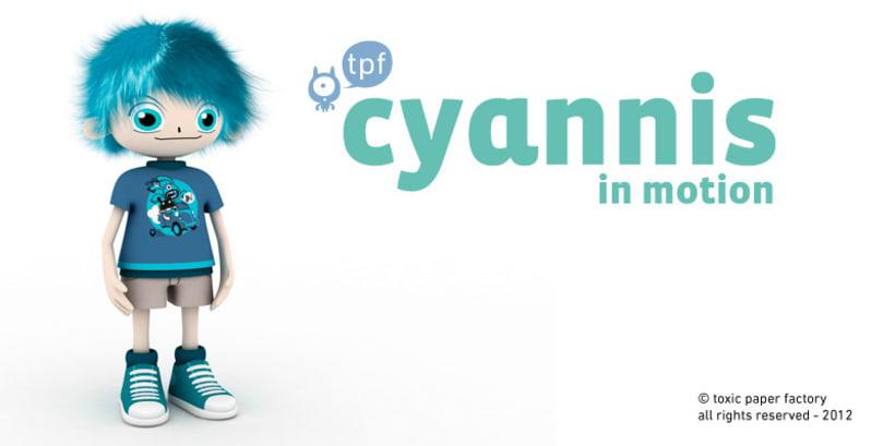 cyannis in motion 3