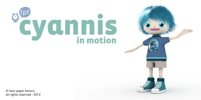 cyannis in motion 2