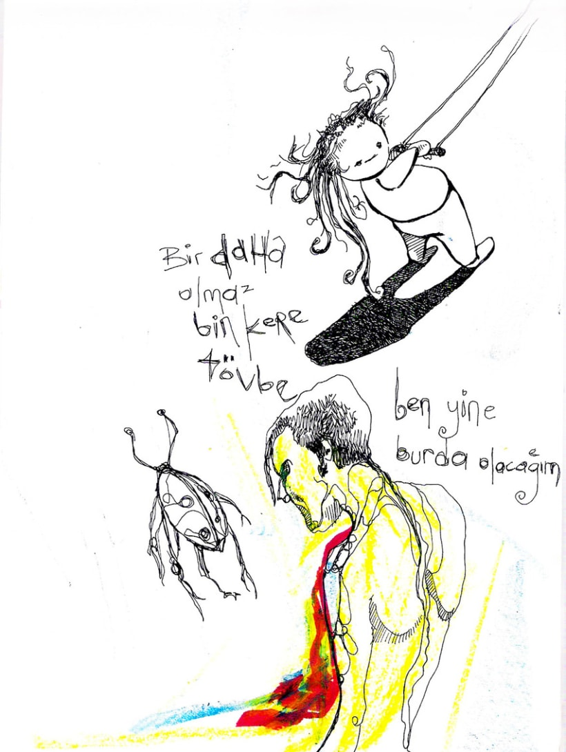 Sketches 2008/09 24