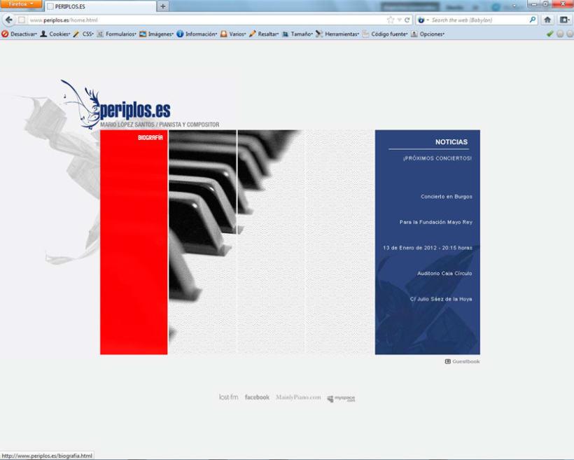 Web Periplos.es 1